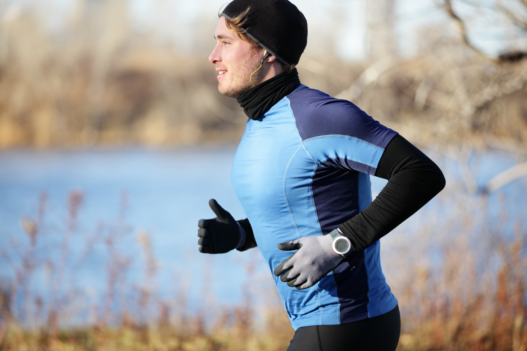 Cold as Ice…and Still Running