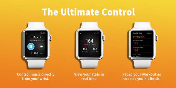Got an Apple Watch? This One's For You