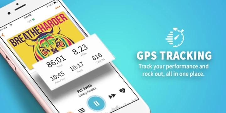 Rockin' Music, Meet GPS Tracking